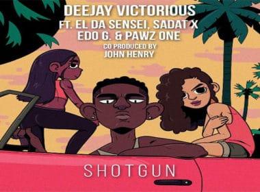 Deejay Victorious ft. El Da Sensei, Sadat X, Edo G. & Pawz One - Shotgun
