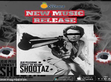 JoJo Pellegrino ft. Conway The Machine - Shootaz