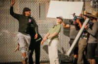 Redman - Behind The Scenes Photos of 'Slap Da Shit Oucha' Video