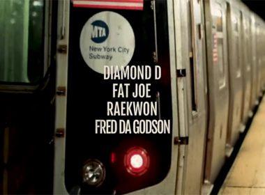 Diamond D ft. Fat Joe, Raekwon & Fred The Godson - Survive Or Die
