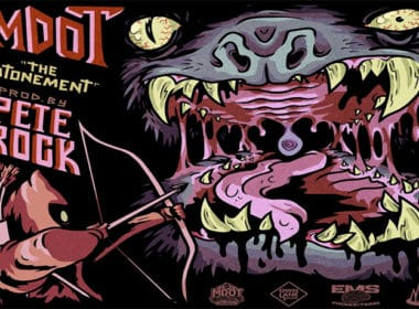 M-Dot - The Atonement (prod. by Pete Rock)