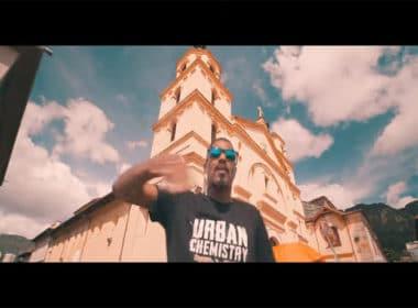 Afu-Ra ft. Jah Mason & Rocca - Molecular