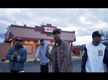 Apollo Brown ft. Ro Spit, NameTag & Ty Farris - 365