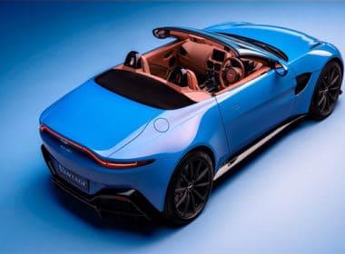 Aston Martin Unveils New Vantage Roadster