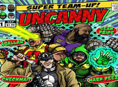Checkmait, Mark Deez, Sean Price & Agallah - Uncanny