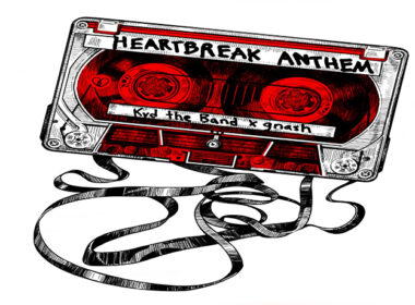 """Kyd the Band Releases """"Heartbreak Anthem"""" with gnash & Announces New EP via Sony Music"""