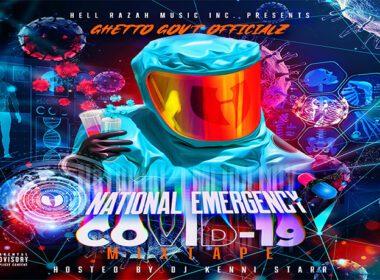 DJ Kenni Starr - GGO Nation Emergency (Mixtape)