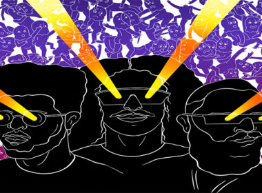 Bei Ru ft. Blu, Sebu - Ultraviolet Violent