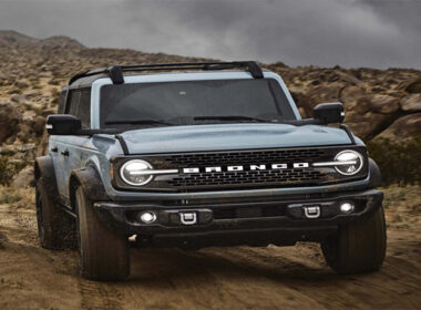 Ford Shows off 2021 Bronco