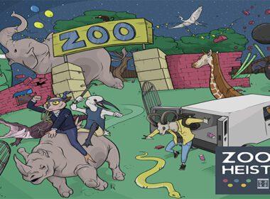 Fort Ancient Records - Zoo Heist (Instrumental Album)