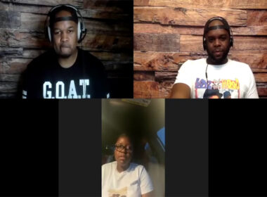 """The Great Minds Podcast """"I'm Here Now"""" with Che' Noir"""