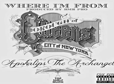 Apokalips The Archangel - Where I'm From