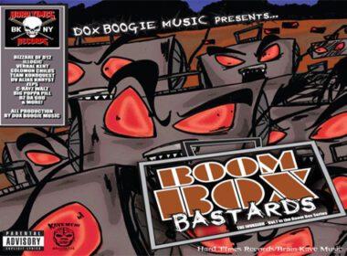 Dox Boogie - Boom Box Bastards