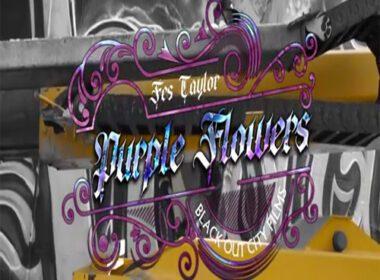 Fes Taylor - Purple Flowers
