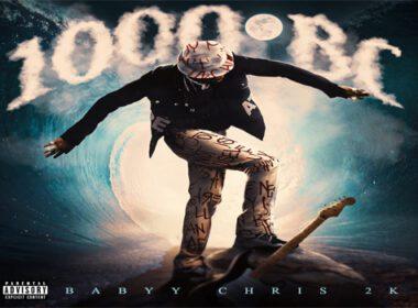 Babyy Chris 2K - 1000 BC (EP) front