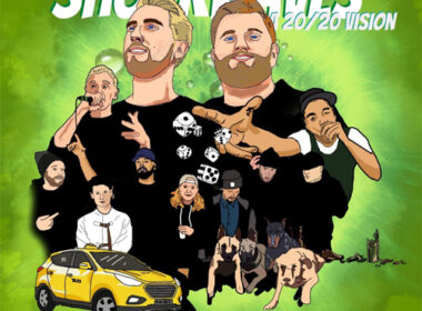 Clint Hoffa & Lycouz - Shockwaves (a 20/20 Vision) Album