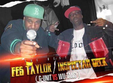 DJ Universal Presents The Best Of Fes Taylor / Inspectah Deck