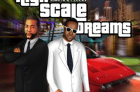 Jda4th feat. T.Lucas - High Scale Dreams