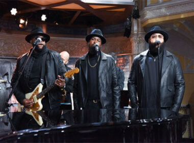 "The Hamiltones Release ""The Warning"" Video ft. Petey Pablo & Ricco Barrino"