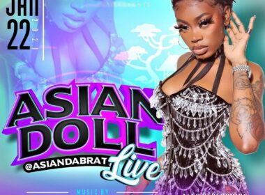 Asian Doll Live at Red Rose
