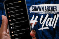 "Shawn Archer Releases Cover Art For His ""4 Yall"" EP"