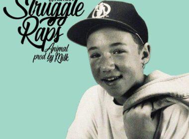Skipp Whitman - Struggle Raps (LP)