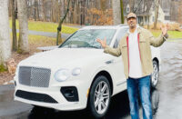 2021 Bentley Bentayga New Year Dreams