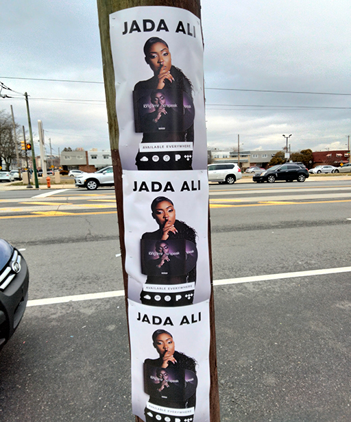 Jada Ali Has Taken Over The Streets of Philly