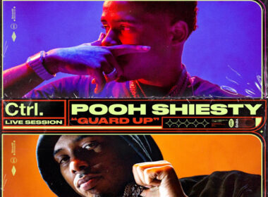 Pooh Shiesty Releases 'Back In Blood' & 'Guard Up' Live Sessions