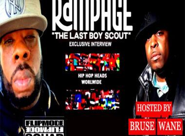 Rampage Recalls Moments With Biggie, Craig Mack & LL Cool With Bruse Wane