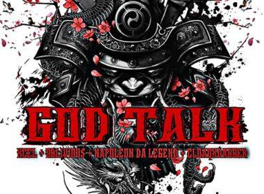 Xcel, Oblivious & CLOAQxDAGGER ft. Napoleon Da Legend - God Talk