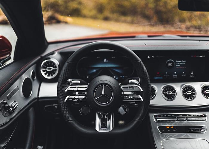 2021 Mercedes-AMG E 53 Coupe (1)