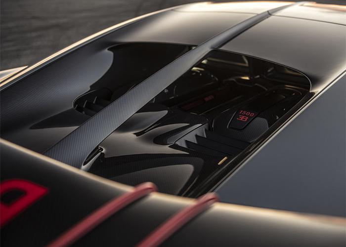 $4-Million Bugatti Chiron Pur Sport Stimulates