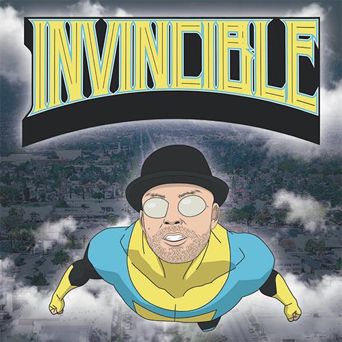 60 East - Invincible