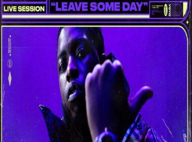 Kevo Muney 'Leave Some Day' CTRL Performance