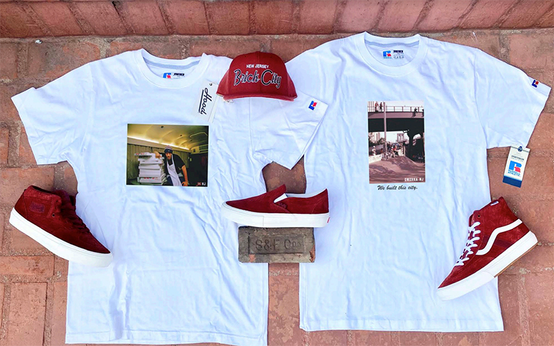 Renowned Hip-Hop Photographer T. Eric Monroe Celebrates Vans x NJ Skateshop Collaboration
