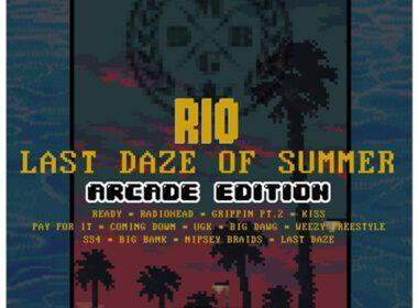 Rio - Last Daze of Summer (LP)