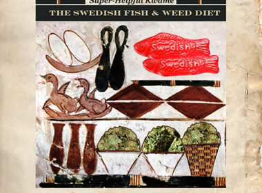 Super Helpful Kwame - The Swedish Fish And Weed Diet (LP)