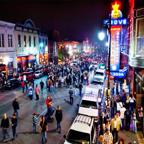 Best Hip-Hop Clubs in Austin, TX