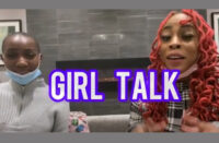 Triniti Shyell Joins Girl Talk With Ali B