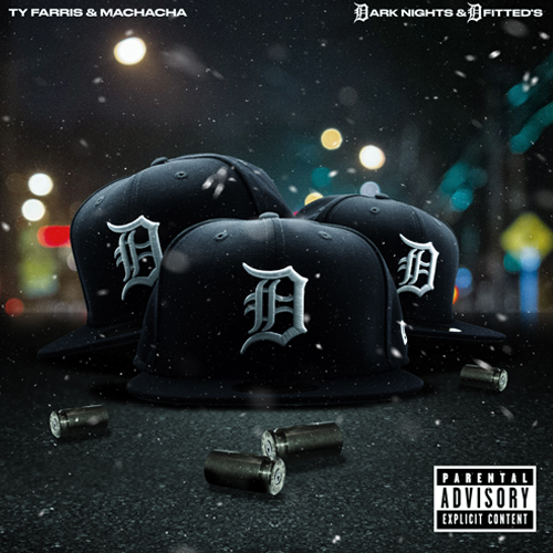Ty Farris - Dark Nights & D Fitted's