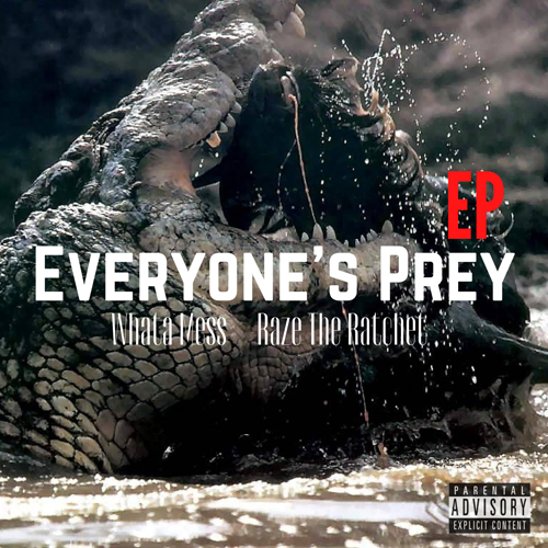 Whata Mess - Everyones Prey EP (front)