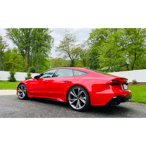 2021 Audi RS 7 High-Performance Artistry