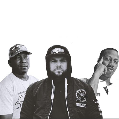 El Gant ft. Ras Kass & Planet Asia - Chromed Out