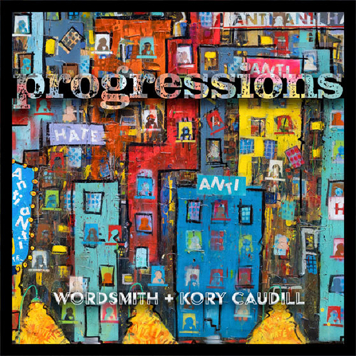 Wordsmith & Kory Caudill - Progressions (EP)