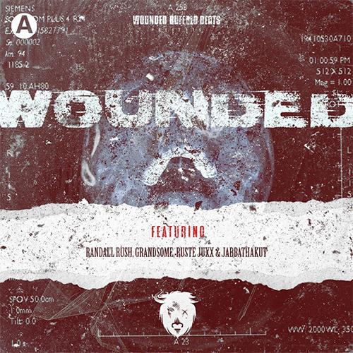 Wounded Buffalo Beats ft. Randall Rush, Grandsome, Ruste Juxx & JabbaThaKut - Wounded