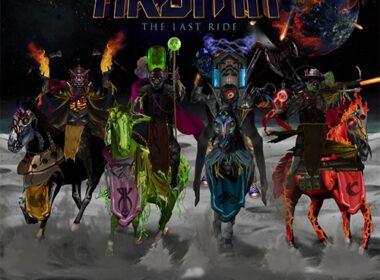 HRSMN - The Last Ride (LP)