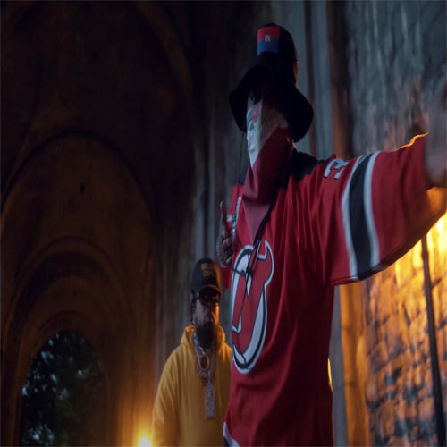 Mach-Hommy ft. Westside Gunn & Keisha Plum - Folie A Deux Video