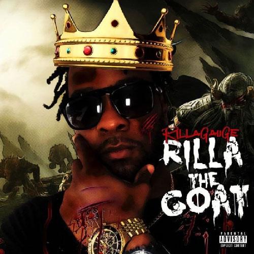 RillaGauge - Rilla The Goat (EP)