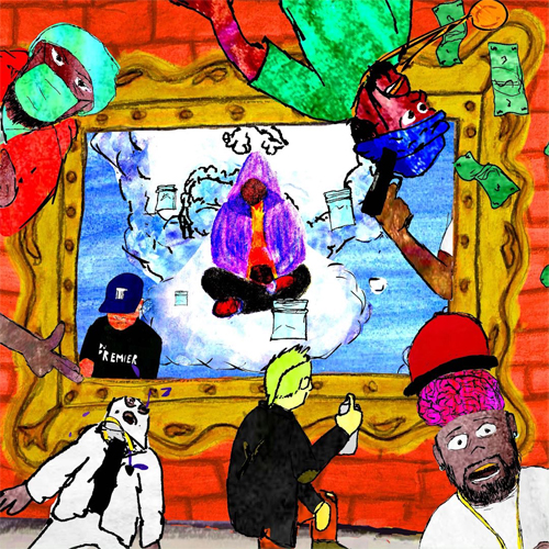 Brady Watt ft. Westside Gunn & DJ Premier - Narcissist